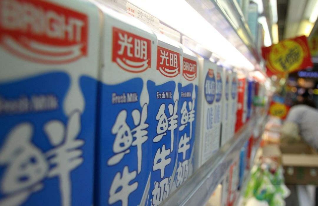 """光明乳业""""新鲜业务""""受挑战,巴氏奶面临白热化竞争"""