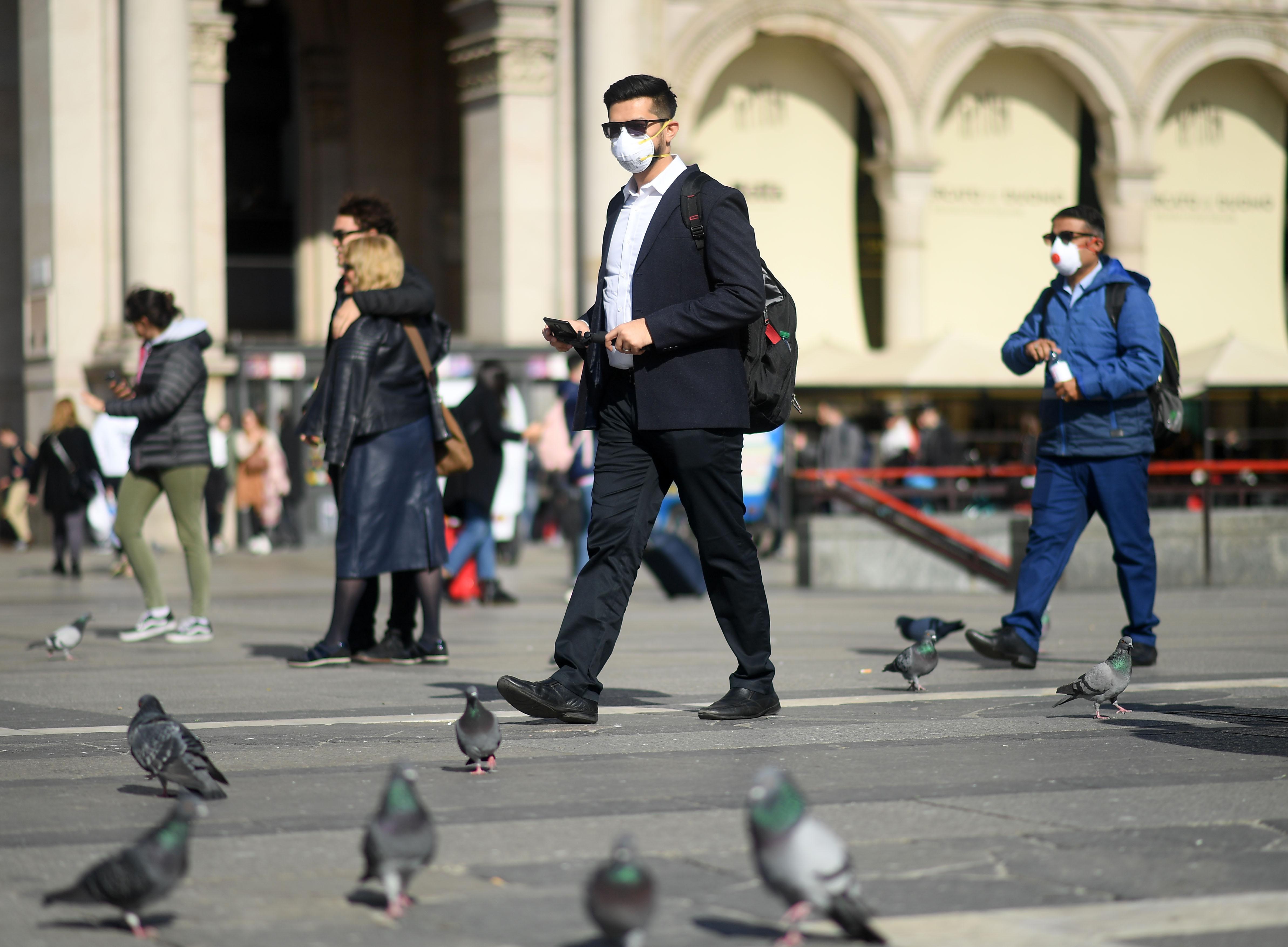 意大利新冠病毒感染病例数量升至229例