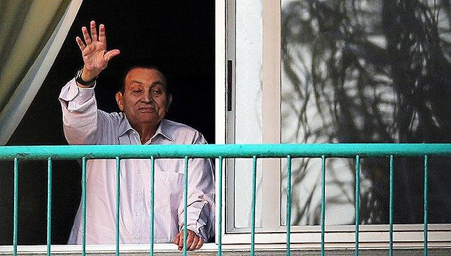 埃及前总统穆巴拉克去世,终年91岁