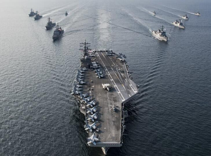 全球军队排行榜出炉,美国高居榜首无争议,印日排四五直追中国