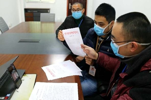 他不请假私自赴武汉援建雷神山医院,被容错免责