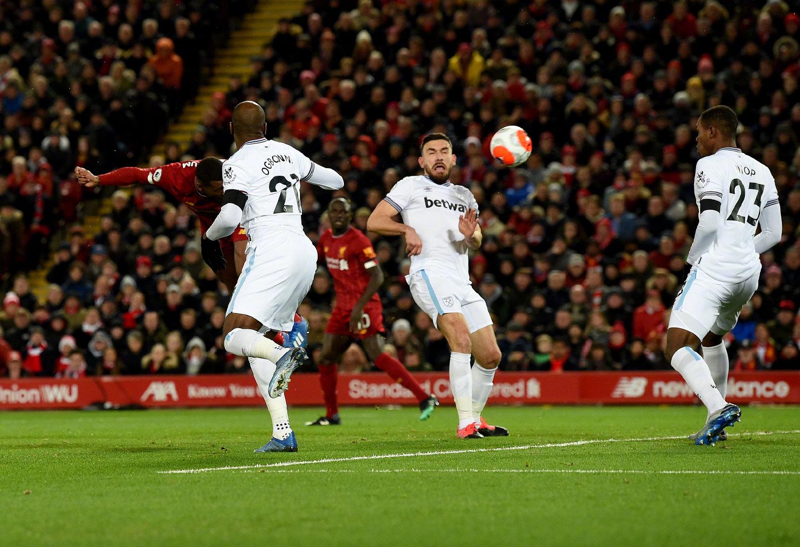 原创             太狠了!利物浦踢出逆天数据:超出阿曼队1分 为英超增加1悬念