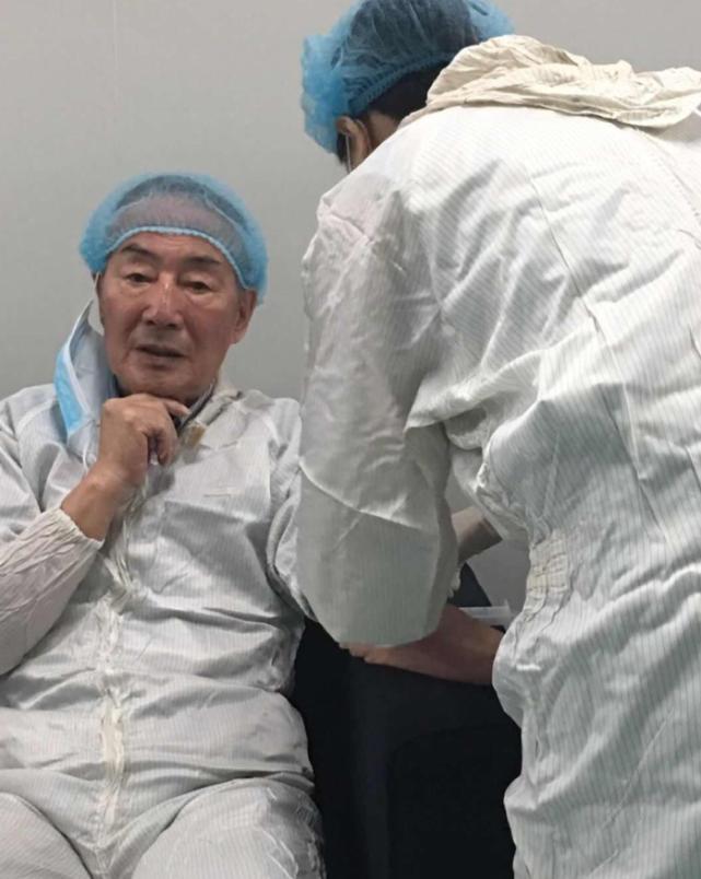 杜雨露病故细节披露:确诊肺癌超10年,发高烧打点滴也坚持拍戏