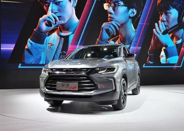 雪佛兰创酷新增车型,售价最低仅为12.59万元