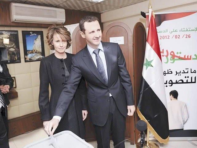 """她是中东""""第一夫人"""",美称能抵一个师,全天24小时有特种兵保护"""