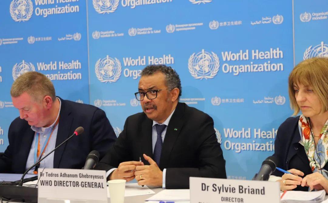 记者vlog|世卫组织:中国疫情顶峰已过 尚未构成全球性大流行