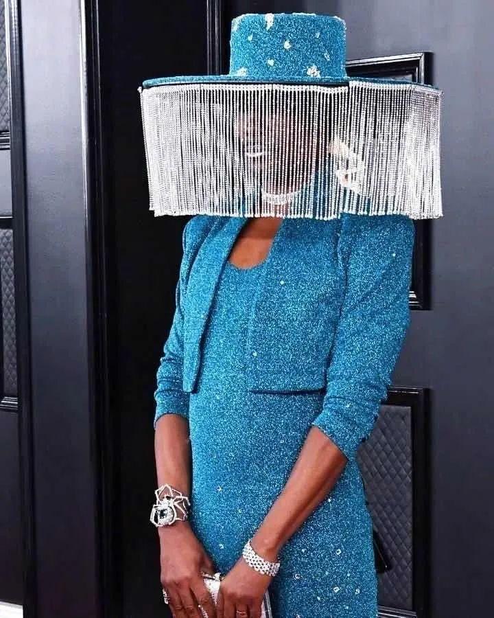 格莱美时装秀,是谁既懂音乐还懂穿搭?