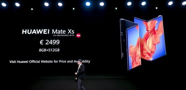 【钛晨报】华为发布最新折叠机MateXs,起售价2499欧元;余承东:2019年华为预计营收8500亿元;飞书宣布向所有企业免费开放