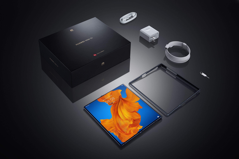 不只新一代折叠屏手机,华为还发布了这些 5G 新品