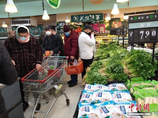 北京疾控提醒:逛超市做到这10条