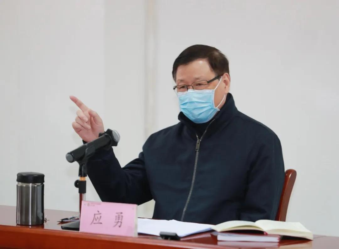 湖北省委书记应勇:继续严格管控离汉离鄂通道,力度不减