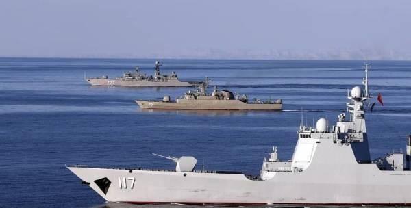 伊朗海军下达命令,倘若发现美国军舰直接击毁,中国052D再立奇功