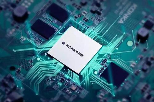 """康佳""""追风""""之路:彩电营收缩至两成,卖20万元芯片增155亿市值"""