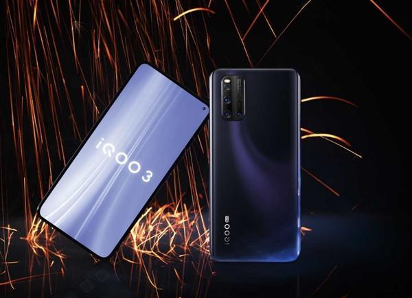 3598元起!vivo:iQOO3已开始预售 3月2日正式开卖