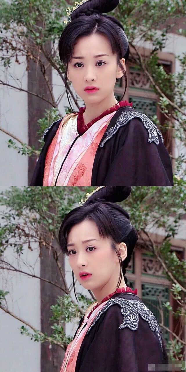 影视剧之中的反套路女主,刘诗诗这个角色太与众不同了_白甜