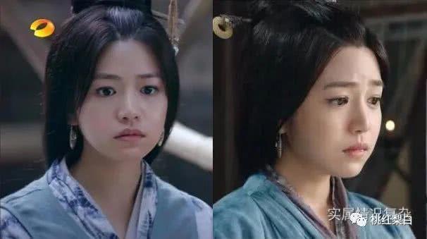 原创             同样是包子脸,刘亦菲赵丽颖那么美,宋祖儿却一脸违和?