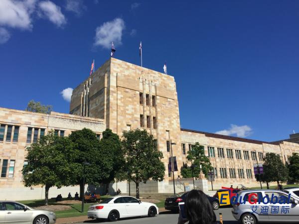 澳洲八大名校、全球TOP47-昆士兰大学优势学科录取要求在线讲座+面试