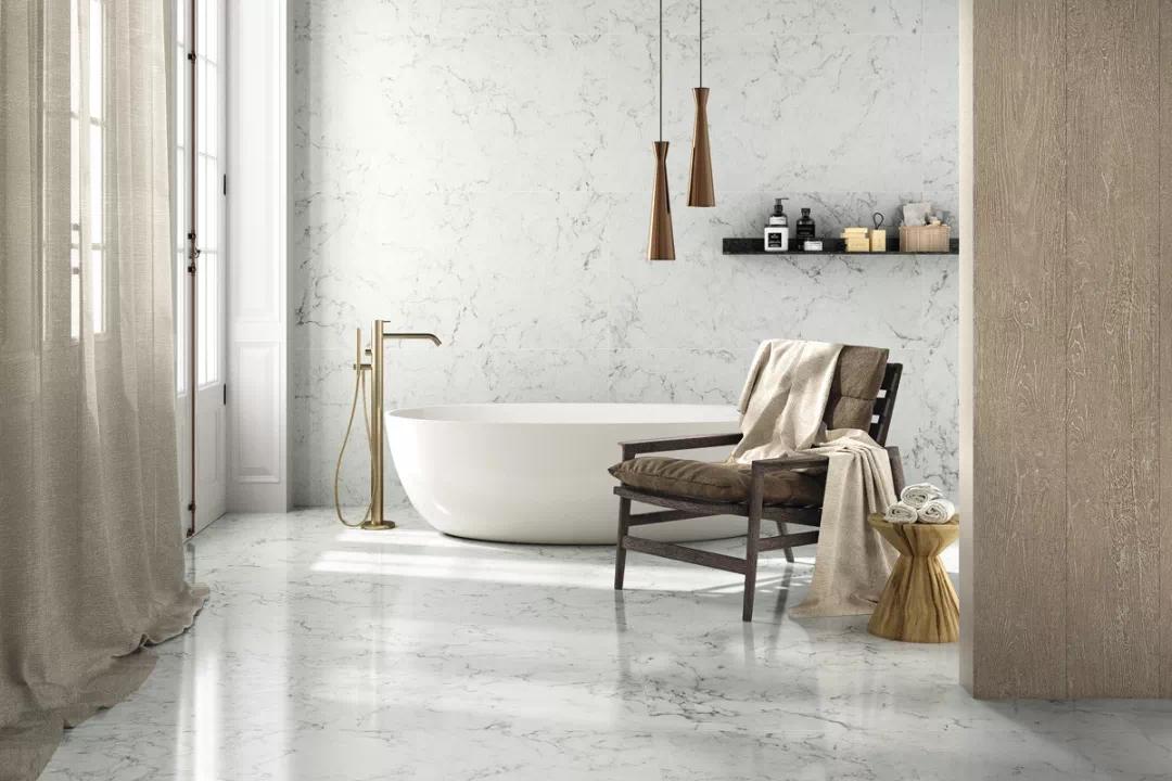 瓷砖上墙正流行,又美又易清洁!