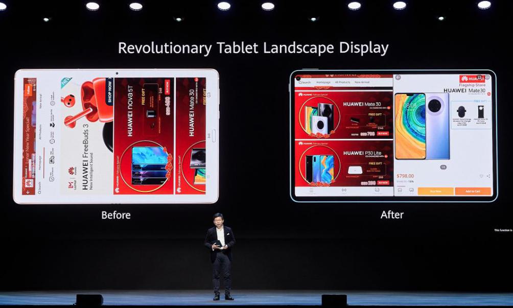 华为首款5G平板MatePad Pro正式在海外发布