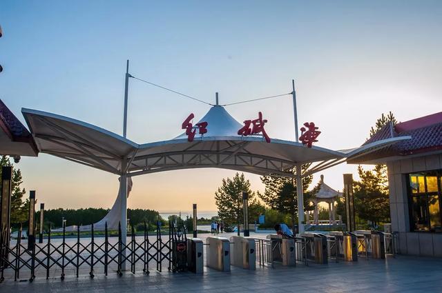 陕西最大的天然内陆湖,远离大城市的喧嚣!