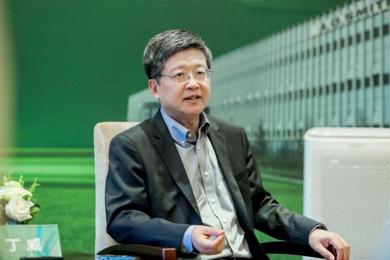 担当A.O.史密斯中国总经理20多年,丁威突然被辞退,邱步接任