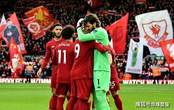 原创             3-2!利物浦击败西汉姆联迎18连胜,44场不败,打破曼城神迹