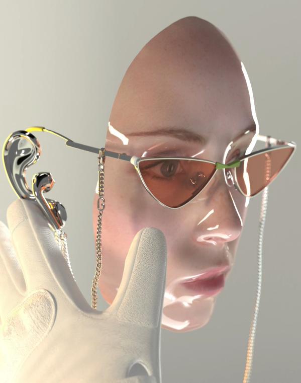 """触及内心世界的外""""链"""" GENTLE MONSTER推出GentleACC眼镜周边系列"""