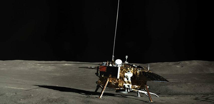 一张月球图片引发世界关注,14亿国人欣喜若狂,已创下人类新纪录