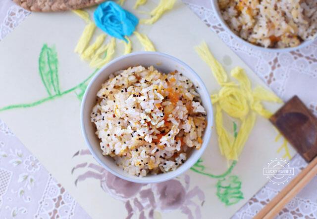 米饭别再白煮了,加这三样东西,甜蜜蜜更营养,孩子空口吃两碗