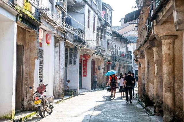 原创             这里是侨民下南洋第一站,也是广东最凄惨的古镇,你了解原因吗?