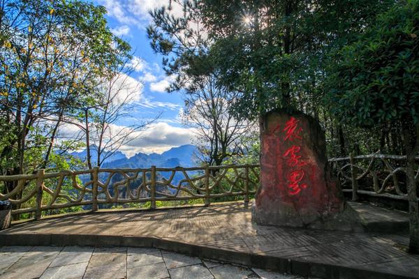 张家界武陵源的精华景点都在这儿了,三天带你走完!