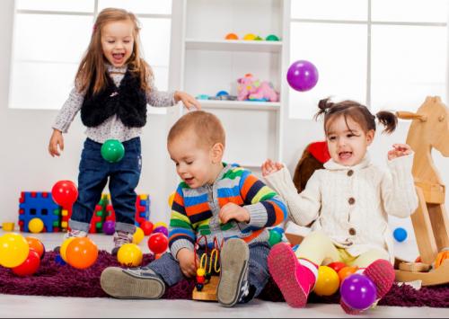 户外活动减少致幼儿便秘增加,做