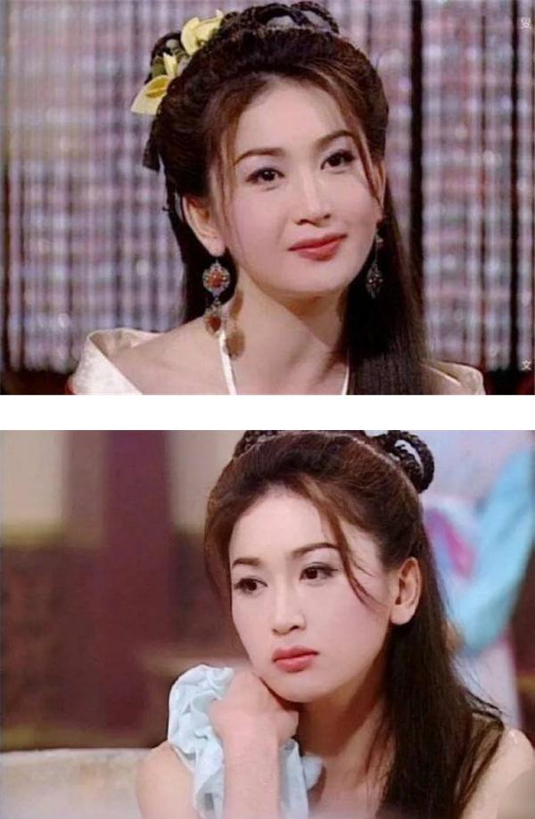 54岁温碧霞再战时装周,穿粉色吊带裙仙气飘飘,成熟妩媚