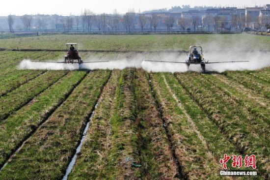 两部门:春季农业生产物资和农机