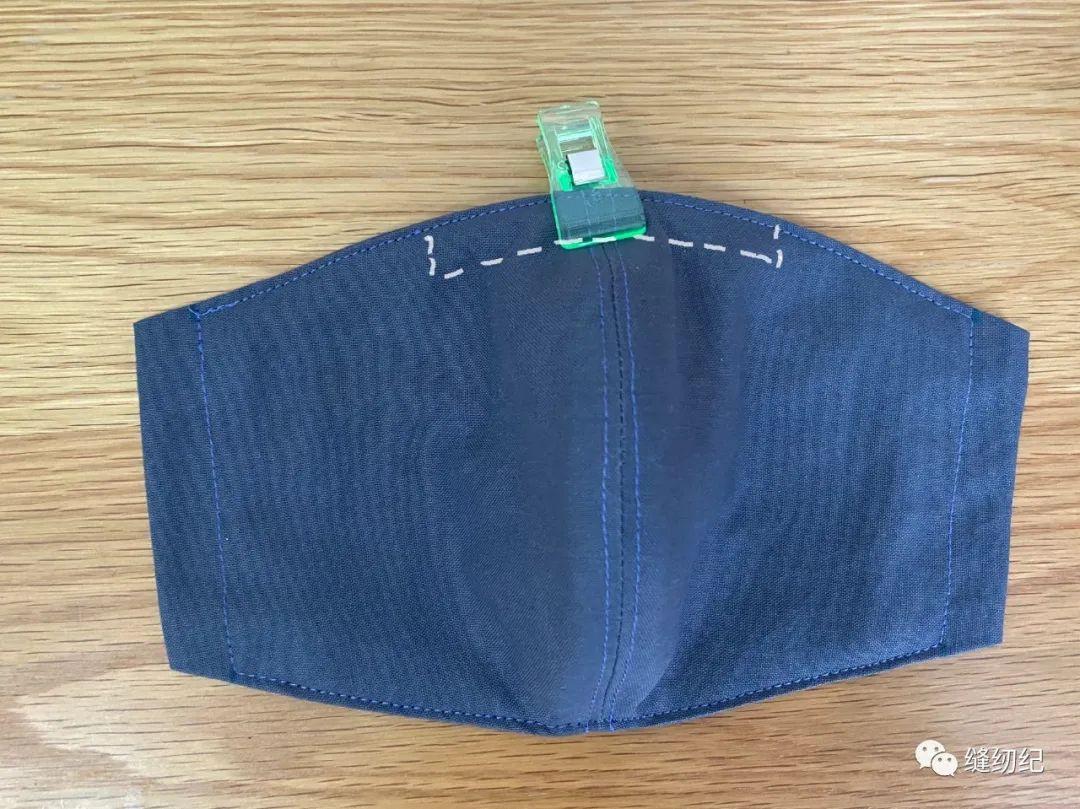 自制口罩尺寸图纸
