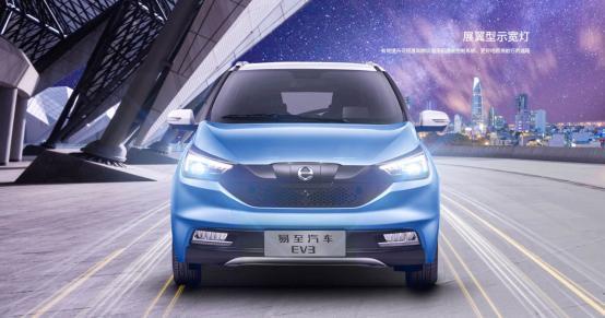 微型纯电动汽车配置最不利的存在:江铃易到EV3