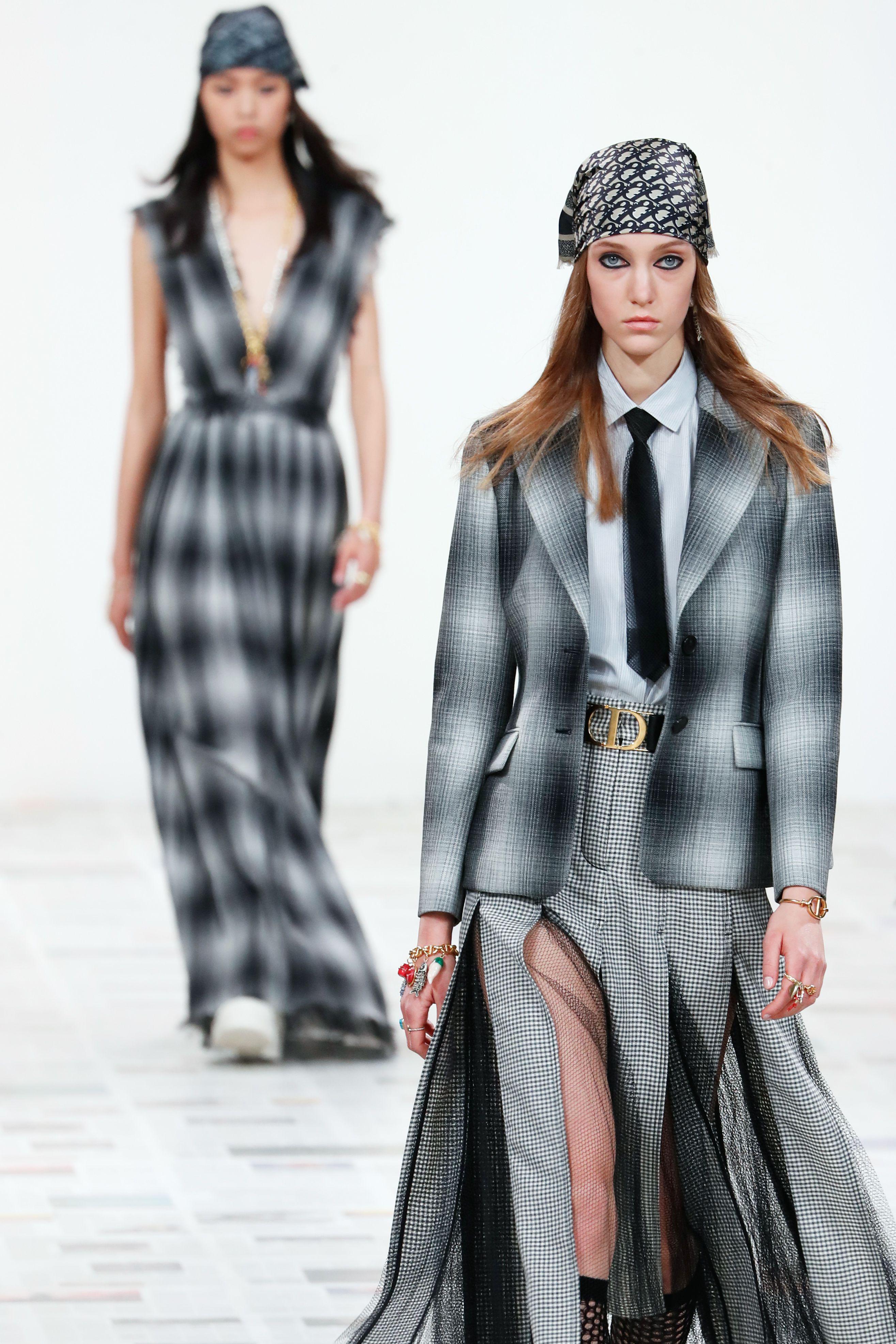 巴黎时装周——迪奥品牌时装秀