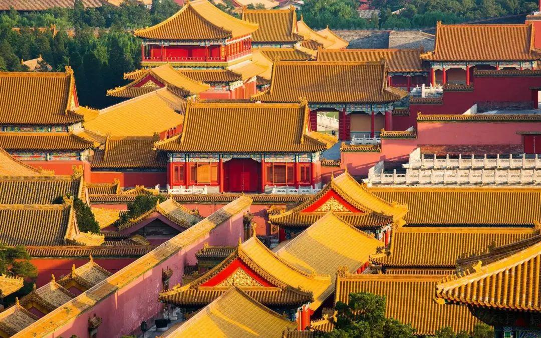 故宫作为政治中心,大到建筑的设计风格,小到房间内的布局,都大有讲究图片