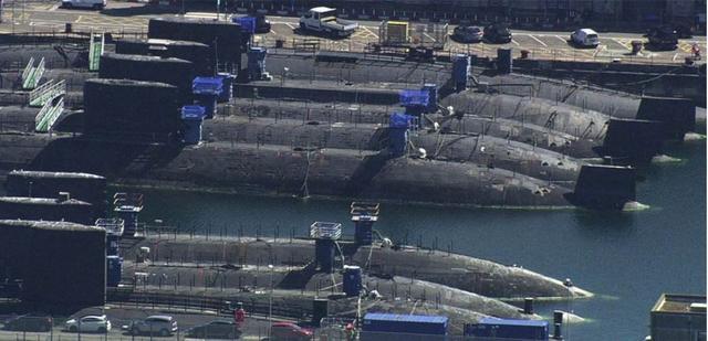 """昂贵无比的""""洋垃圾"""":20艘核潜艇成了烫手山芋,白给都没人接手_英国新闻_英国中文网"""