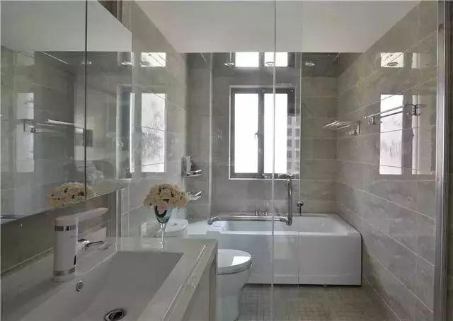 厕所 家居 设计 卫生间 卫生间装修 装修 640_454