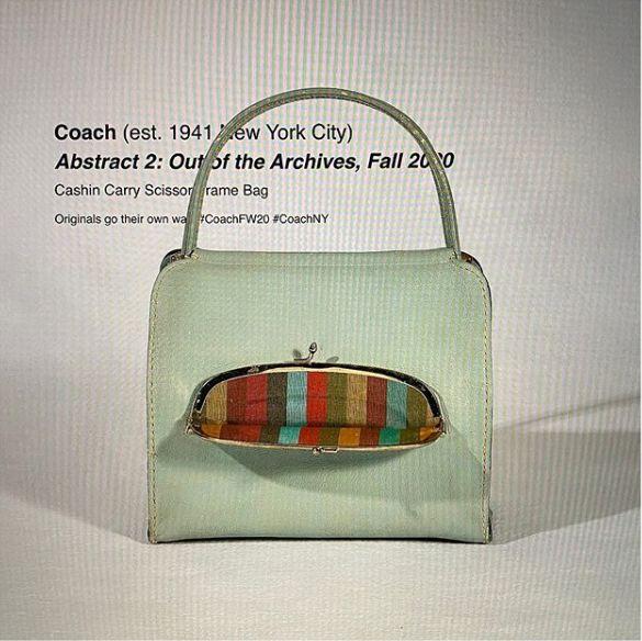 """从""""老妈专属""""到时髦逆天,Coach新包开挂了??"""