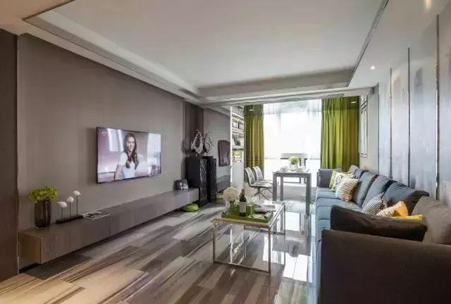 电视背景墙是家庭装修的心脏,装修的重视程度大家都应该排在第一位