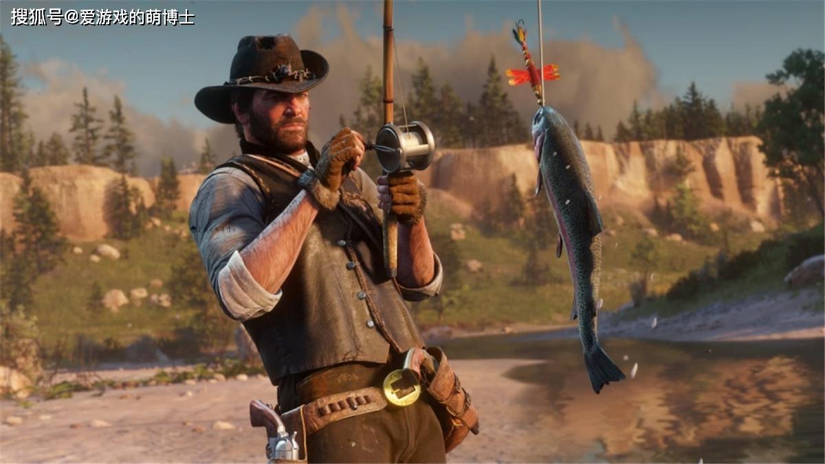 《荒野大镖客2》很写实?玩家揭露游戏中动物的习性和现实中一样
