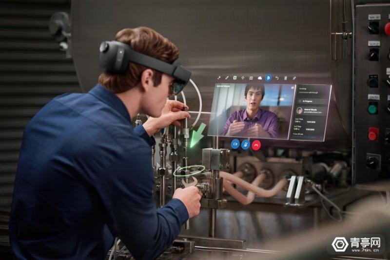AR远程协作平台汇总:视频通讯、AR标注最核心