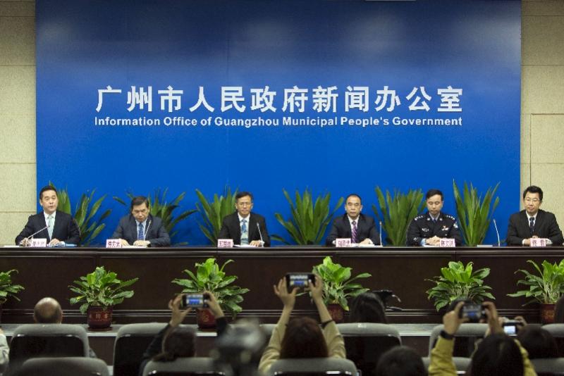 廣州3例確診感染新冠肺炎的外籍人士均于2月中旬治愈