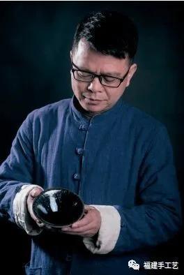 福建手工艺 70年70人 李木贵:穿越古今 还原宋代建盏