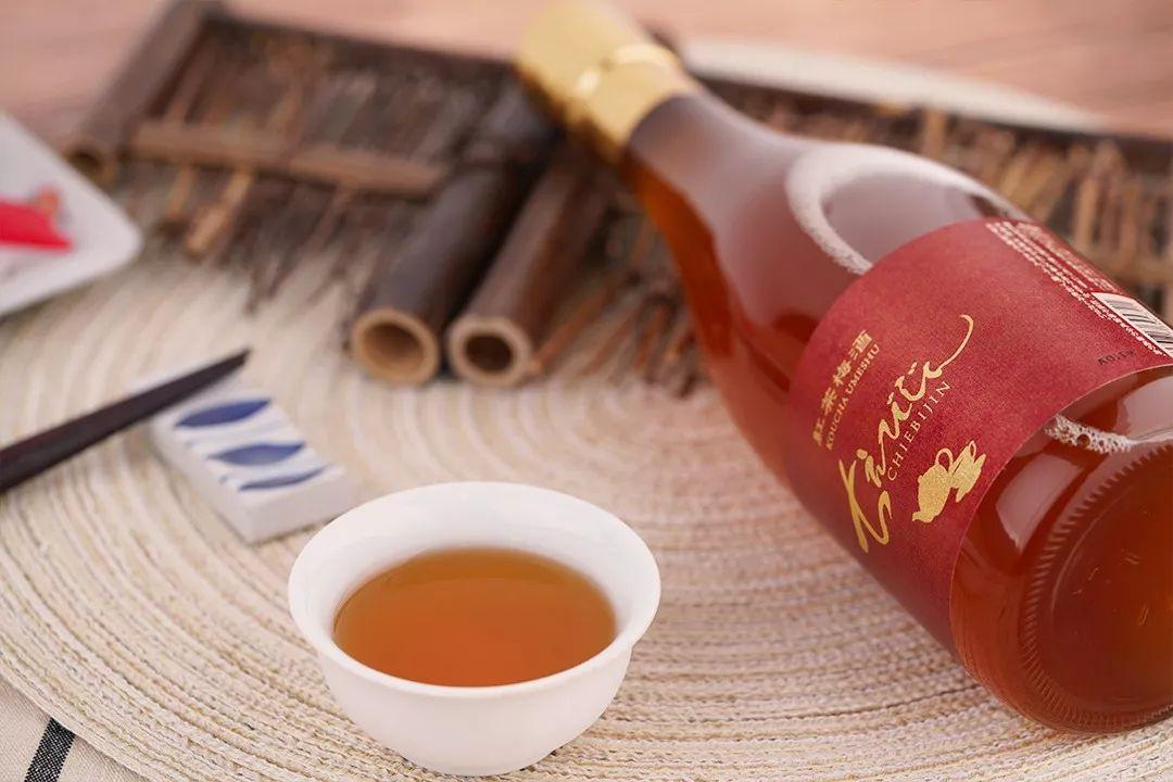 紅茶 梅酒