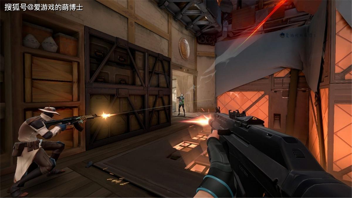 拳头游戏《A计划》角色图被曝光,怎么和《守望先锋》那么像?