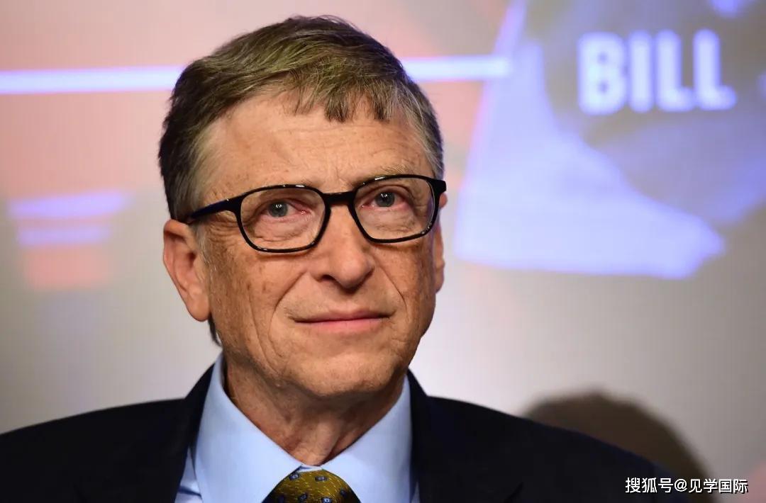 前世界首富比尔盖茨退出微软董事会 把更多时间投入慈善事业图片