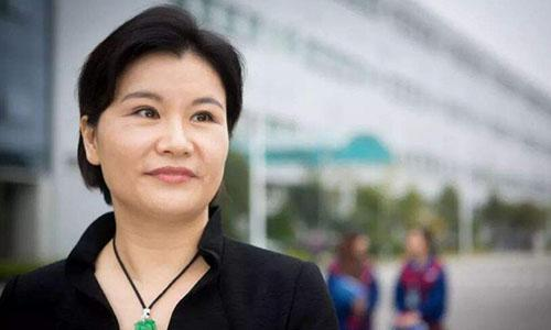 """曾被""""唱衰""""的她,重返湖南首富之位,财富大涨160%"""